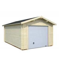 Garaje Roger 16,3 m² con puerta seccional