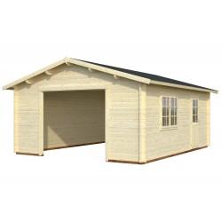 Garaje Roger 23,9 m² sin puerta cochera