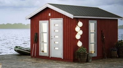 Casas nordicas prefabricadas de madera tiendamodulexter - Casas de madera nordicas ...