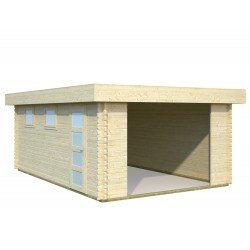 Garaje Rasmus 19,0 m² sin puerta cochera