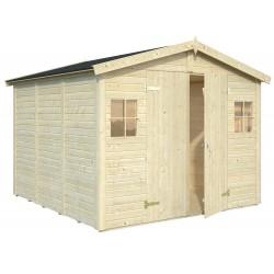 Cobertizo Dan 7,5 m²