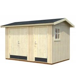 Cobertizo Olaf 6,6 m²