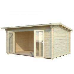 Cabaña de Madera Inés 13,7 m²