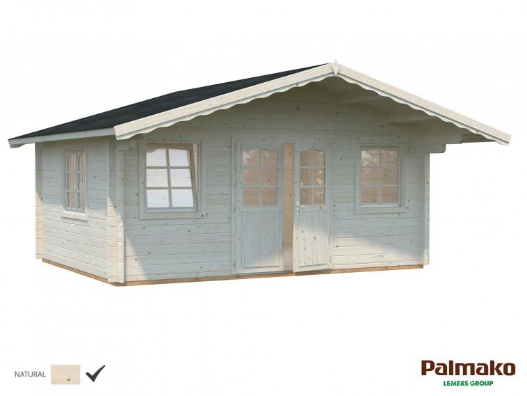 Cabaña Helena 18,6 m²