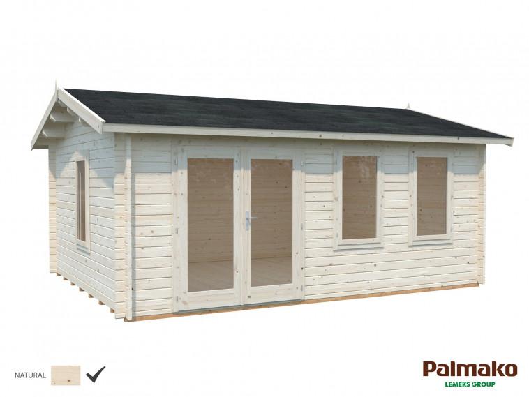 Cabaña Iris 19,1 m²