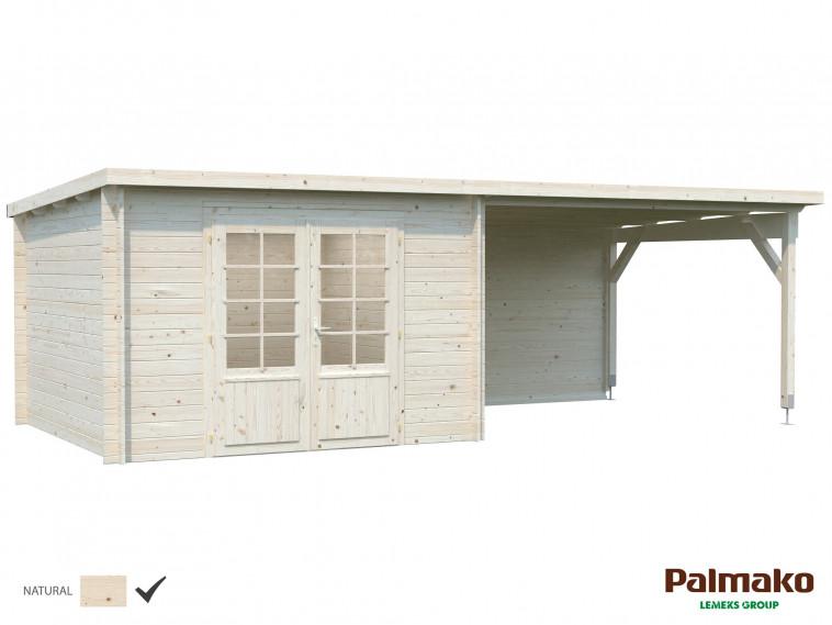 Cabaña Ella 8,7+10,0 m²