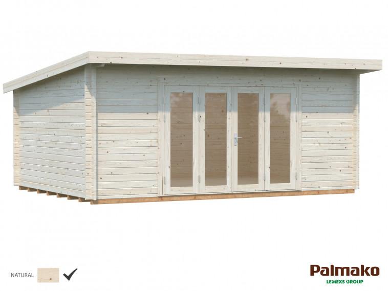 Cabaña de Madera Lea 19,4 m²