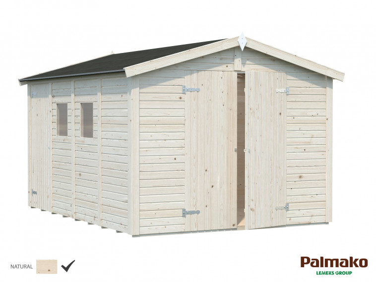 Cobertizo Dan 9,9 m²