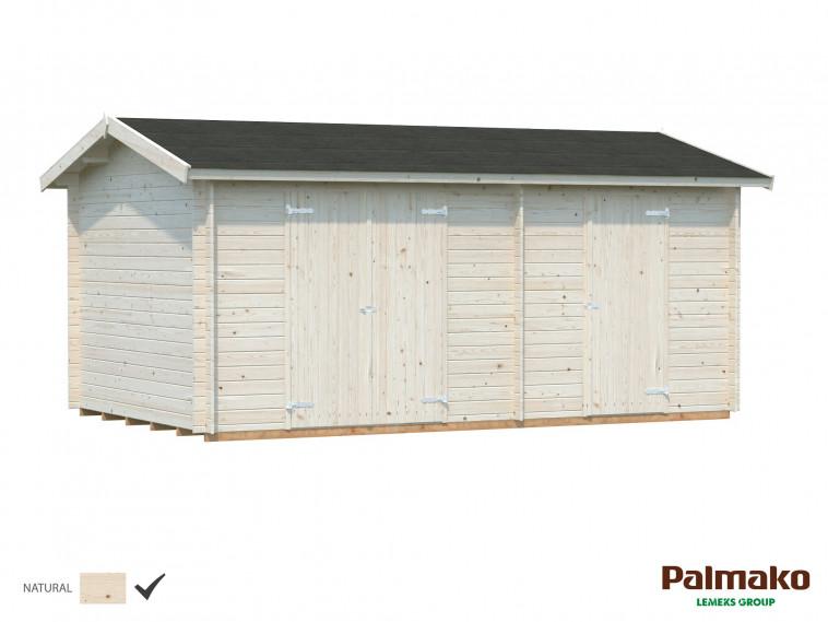 Cobertizo Jari 14,5 m²