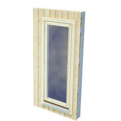Panel Nórdico con ventana larga