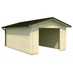 Garaje Tomas 19,2 m² · Sin puerta cochera