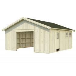Garaje Nordic Andre 28,5 m² · Sin puerta cochera