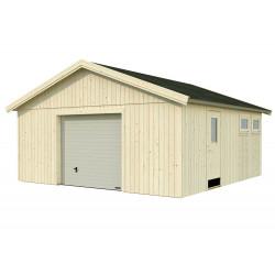 Garaje Nordic Andre 28,5 m² · Con puerta seccional