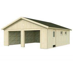 Garaje Nordic Andre 44,7 m² · Sin puerta cochera