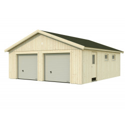 Garaje Nordic Andre 44,7 m² · Con puerta seccional