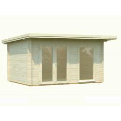 Cabaña de Madera Heidi 11,7 m²