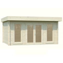 Cabaña de Madera Bret 14,8 m²