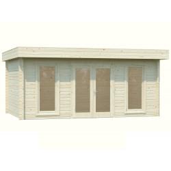 Cabaña de Madera Bret 19,9 m²