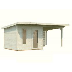 Casa Modern Look Grace 8,1+8,1m²