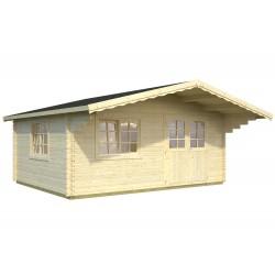Cabaña Sally 19,1 m²