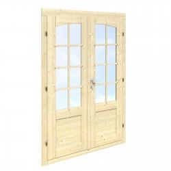 Puerta adicional