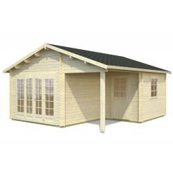 Cabaña Irene 21,9+5,2 m²
