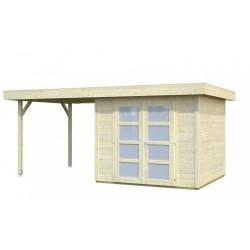 Cabaña Lara 6,0+5,9 m²