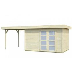 Cabaña Lara 8,4+5,9 m²