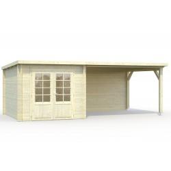 Cabaña Ella 6,9+10,0 m²