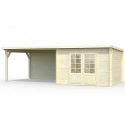 Cabaña Ella 8,7+8,2 m²