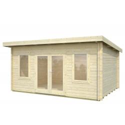 Cabaña Lisa 14,2 m²