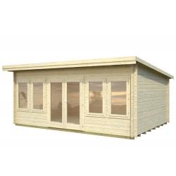 Cabaña Lisa 19,4 m²