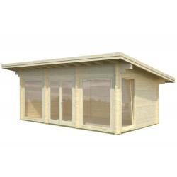 Cabaña Heidi 19,7 m²