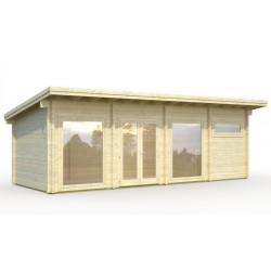 Cabaña Heidi 22,8 m²