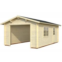 Garaje Roger 19,0 m² sin puerta cochera
