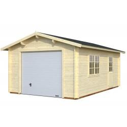 Garaje Roger 19,0 m² con puerta seccional